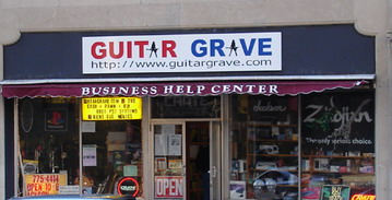 Guitargrave